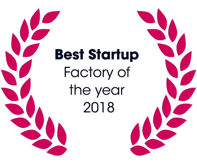 Best Startup: Factory of the year 2018
