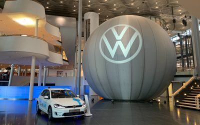 Inspection Application at Volkswagen's Transparent Factory, Dresden