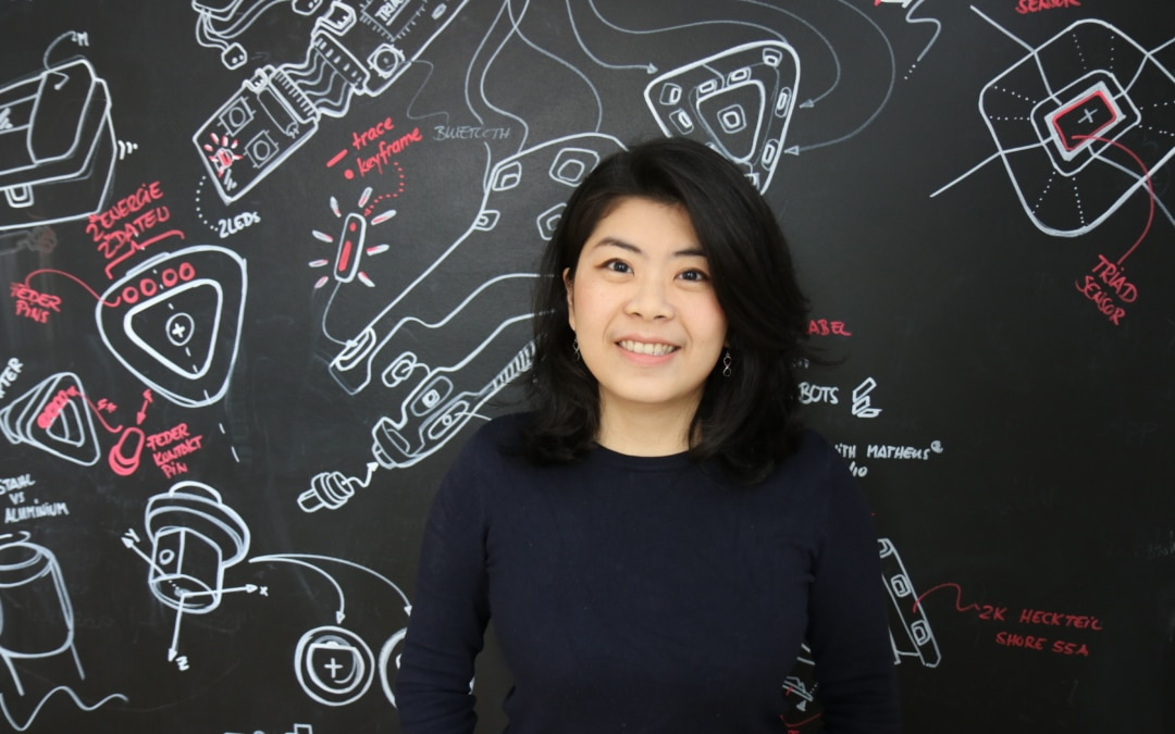 Weiyun's Story: From Business to Software Development – Wandel is always possible at Wandelbots