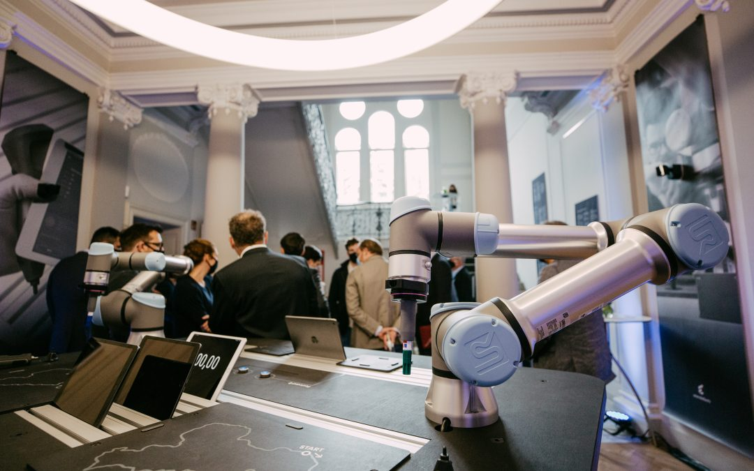 Highlights of our Bubbles-and-Bots Event
