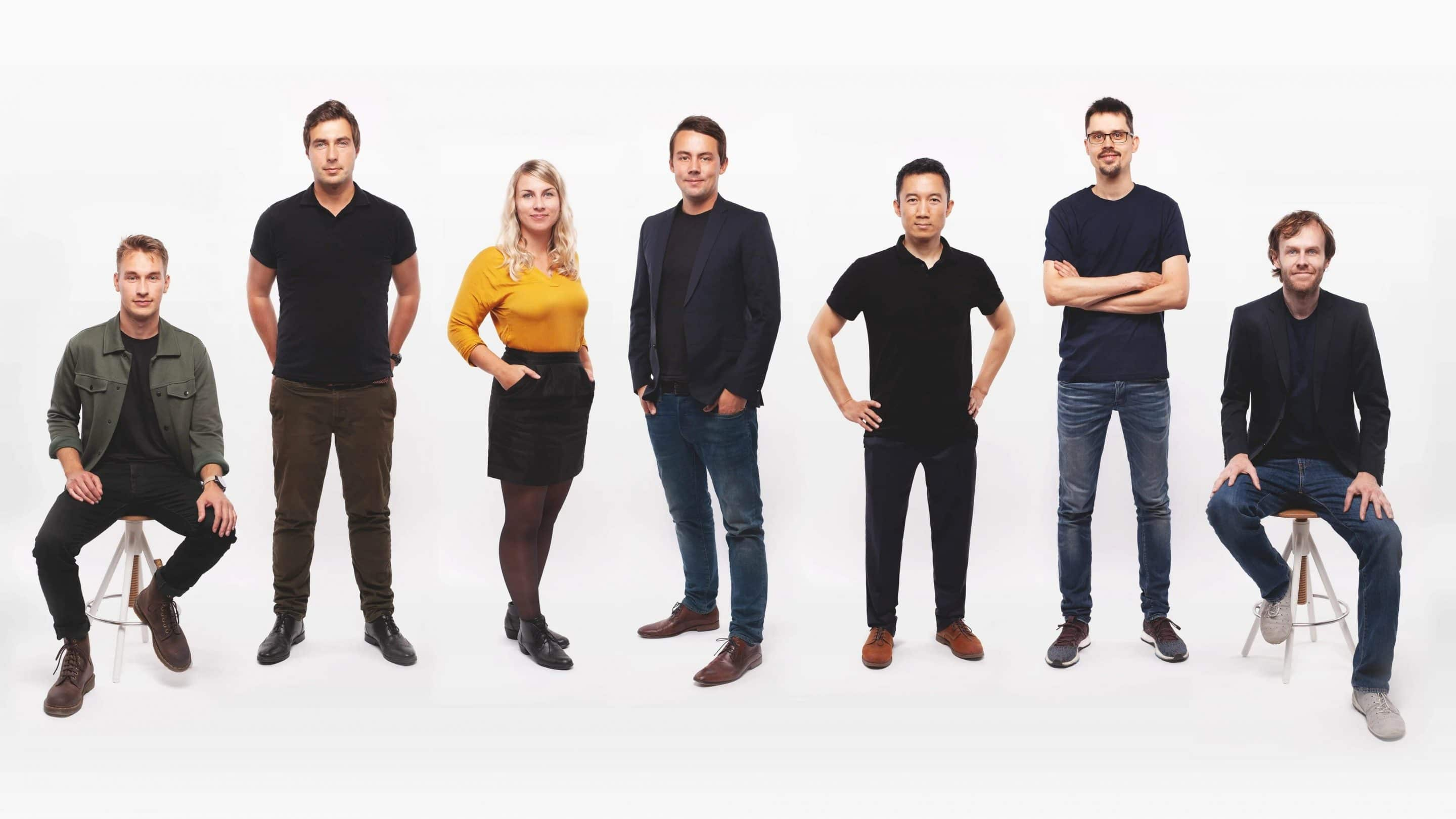 The seven founders of wandelbots